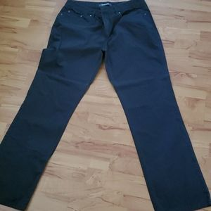 Kenneth Cole charcoal gray pants